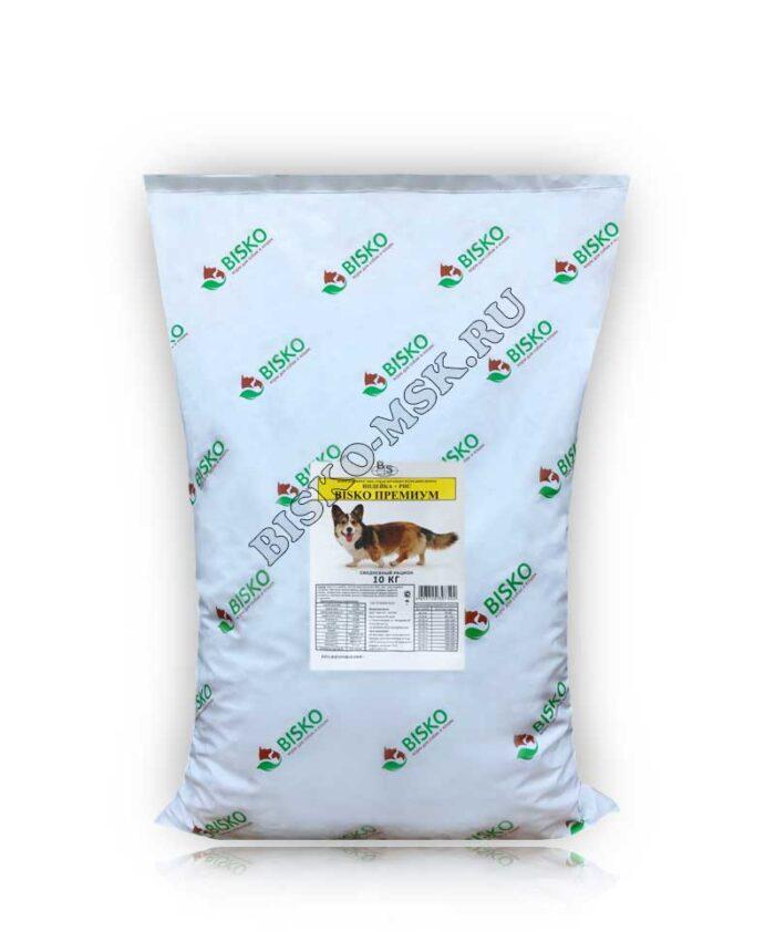 Биско премиум индейка рис 10 кг.