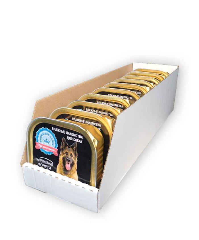 Консервы для собак Натуральная Формула Рубец говяжий в желе, 300 г упаковка (10 шт)