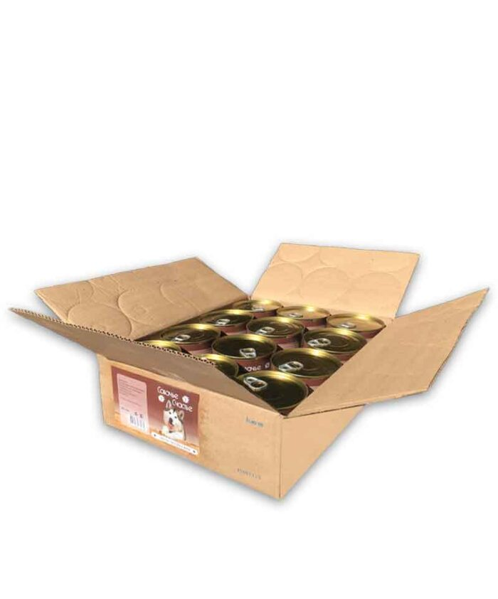 Консервы для собак Собачье Счастье Мясное ассорти в желе, 750 г (упаковка 12 шт)