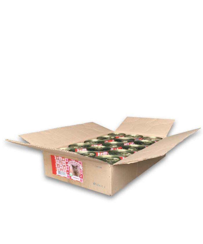 Консервы для кошек Ем Без Проблем Говядина, 250 г упаковка (15 шт)